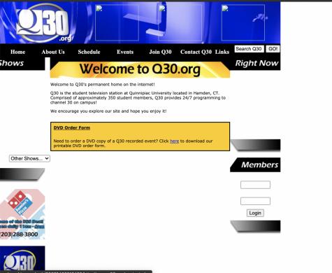 2007 - Q30 Website