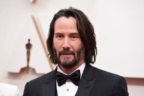 Win a 15-minute Zoom date with Keanu Reeves