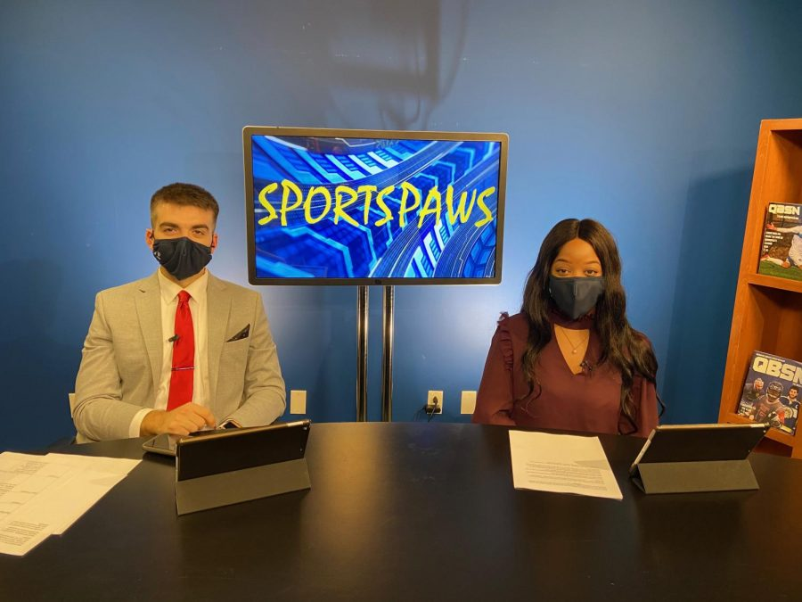 Sports Paws: 10/19/2020