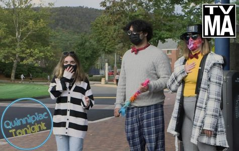 Quinnipiac Tonight S7 E1: Willy Wonka at QU