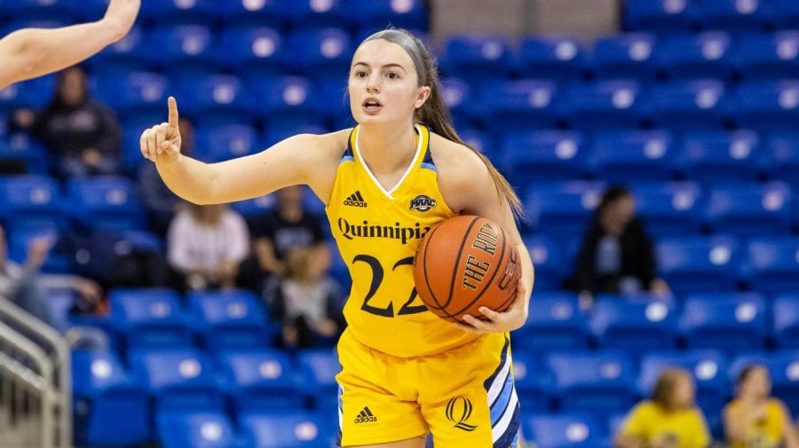 Quinnipiac Women's Basketball Sweeps Fairfield, Move Into Second Place