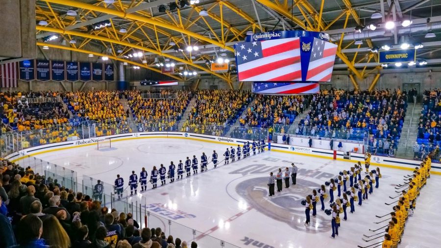 Quinnipiac Men's Ice Hockey on Pause due to COVID Cases