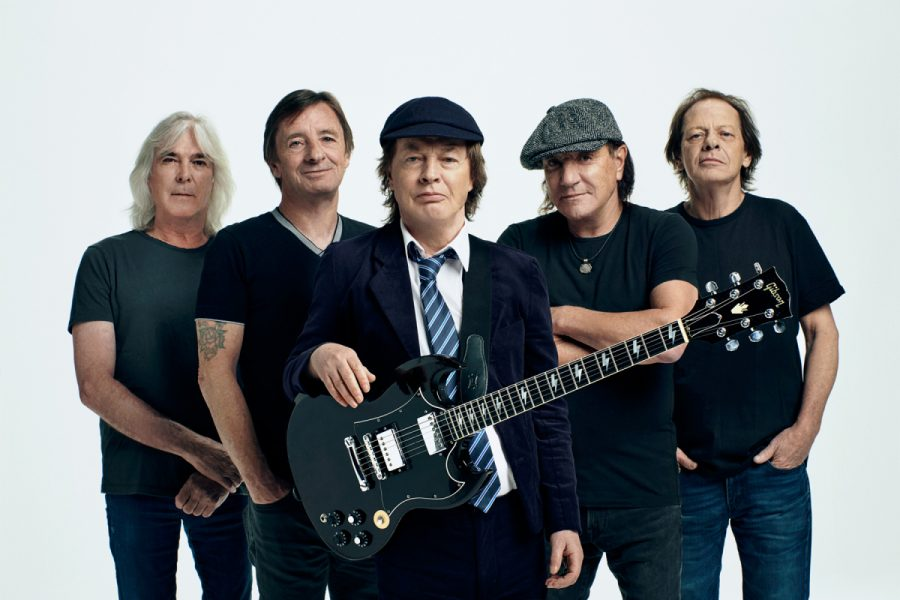 AC/DC have released their first single,