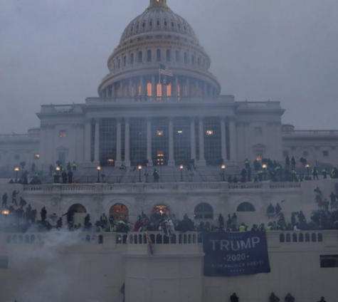 Celebrities react to the Capitol riots