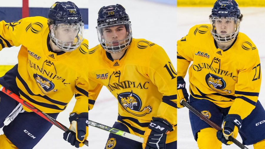 Quinnipiac Men's Ice Hockey Looks to Turn Goal-Scoring Trends Around