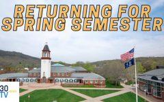 Quinnipac's 2021 Spring semester plan