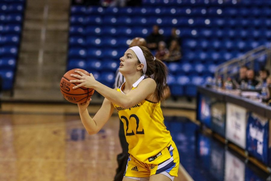 Bobcats Women's Basketball Sweeps Monmouth