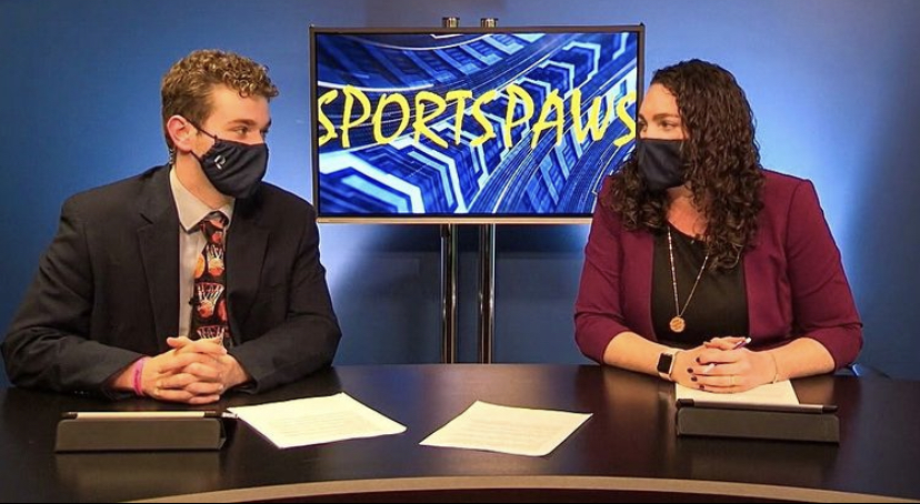 Sports Paws: 02/08/21