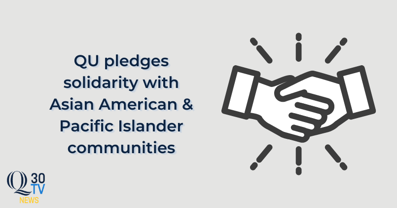 Quinnipiac stands in solidarity with Asian American and Pacific Islander communities
