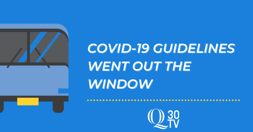 Investigation to happen after COVID-19 guidelines not being enforced