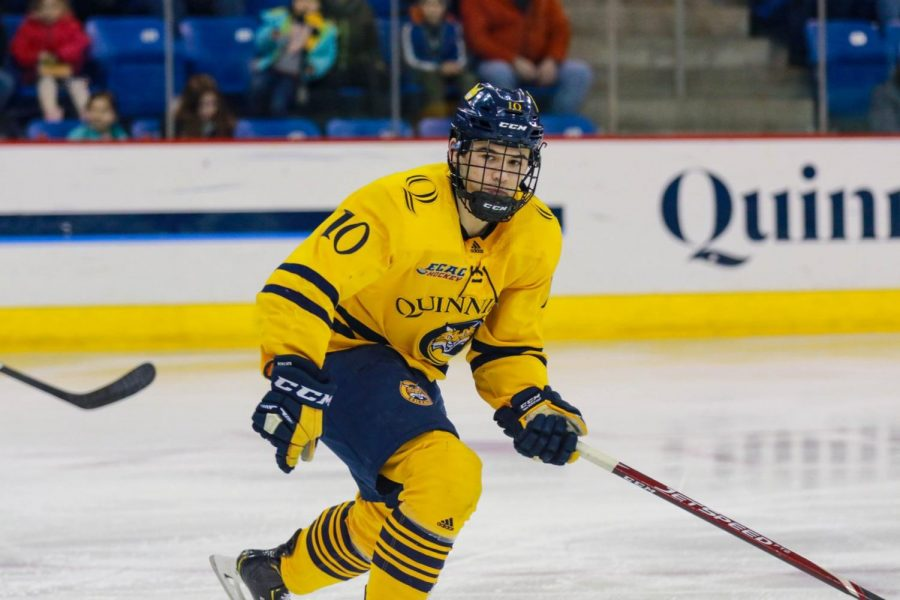 Three Things: Quinnipiac Men's Hockey Sweeps St. Lawrence