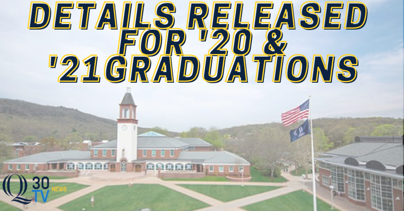 Quinnipiac+plans+to+host+an+in-person+commencement+for+the+class+of+2021