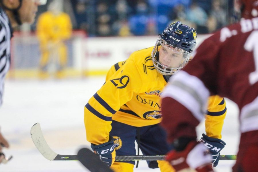Inconsistency Defines Bobcats Men's Ice Hockey's Weekend