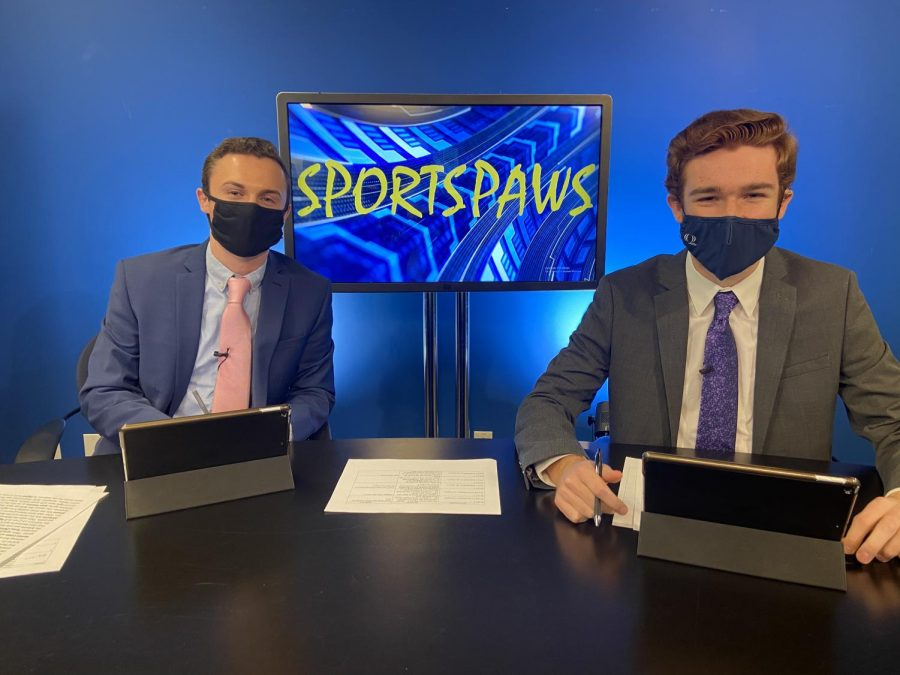 Sports Paws 03/08/21