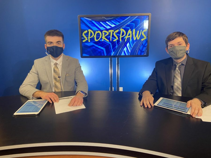 Sports Paws: 03/22/21