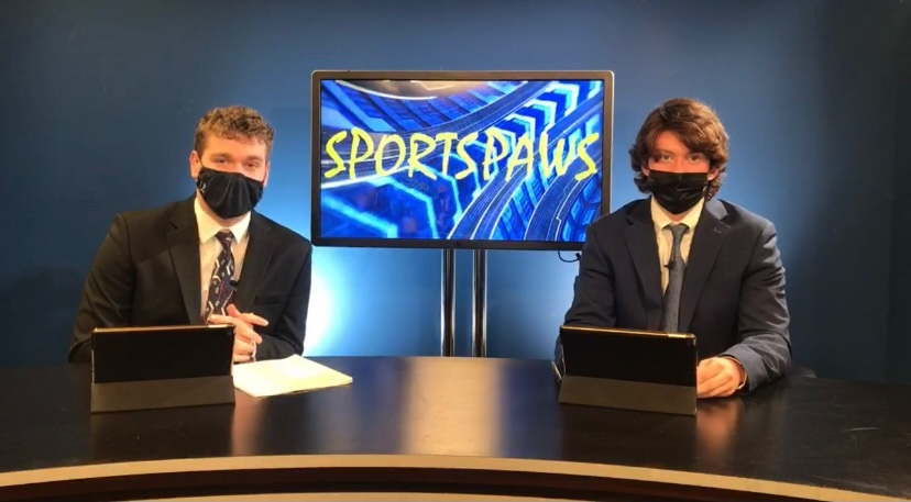 Sports Paws: 03/29/21