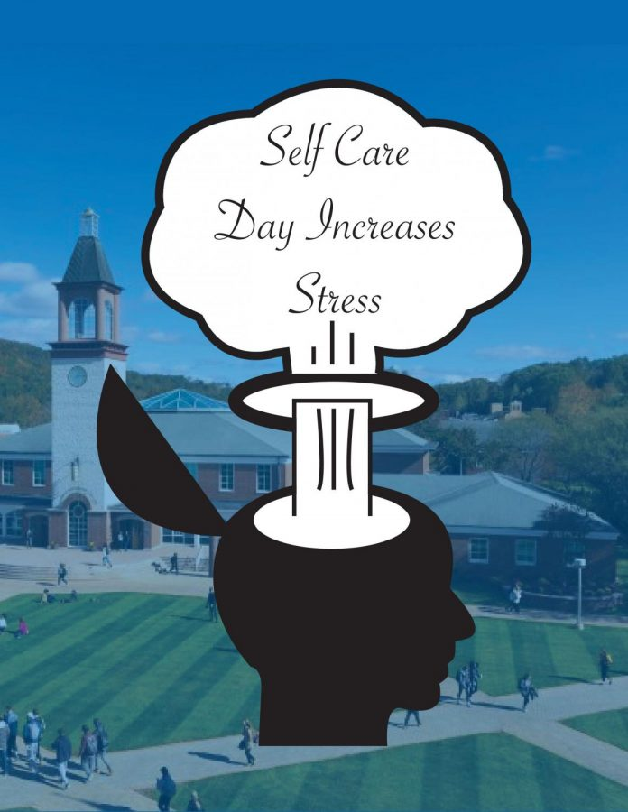 Self-care Day Increases Stress Among Students