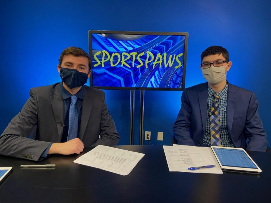 Sports Paws: 03/15/21