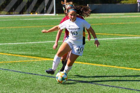 Quinnipiac Women's Soccer Beats Fairfield in MAAC Quarterfinals
