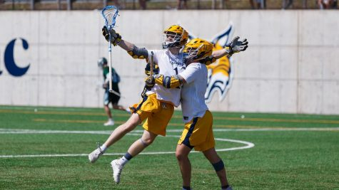 Dylan Donnery Leads Quinnipiac Men's Lacrosse to Double-Overtime Win
