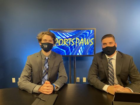 Sports Paws: 4/26/21
