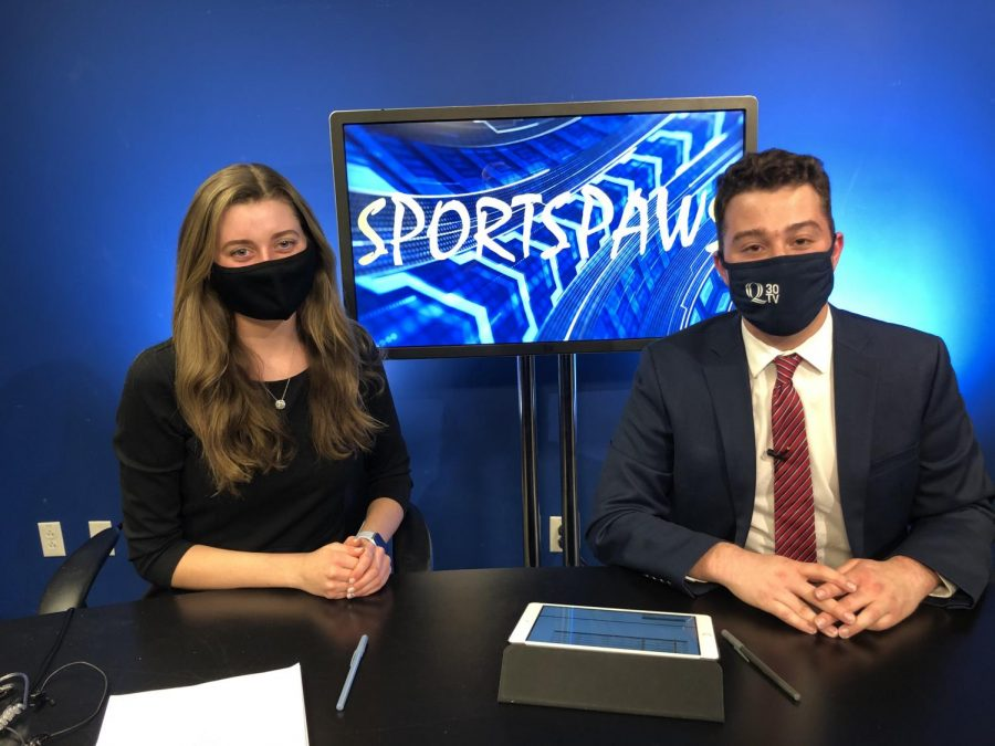 Sports Paws: 04/19/21