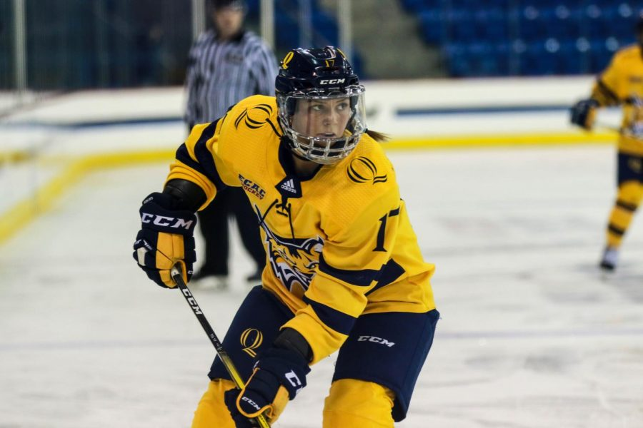 Connecticut Whale Draft Quinnipiac's Taylor Girard First Overall