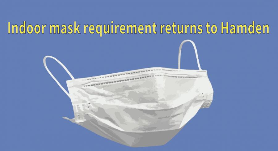 Indoor mask requirement returns to Hamden