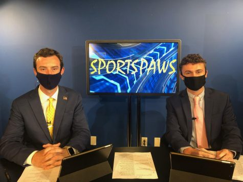 Sports Paws: 09/20/21