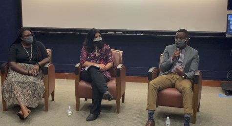 """""""Crisis at the Border"""" panel discusses Haitian asylum seekers and immigration policy"""